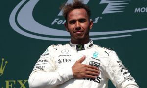 Hamilton and Senna in the same league, but different characters - Lowe
