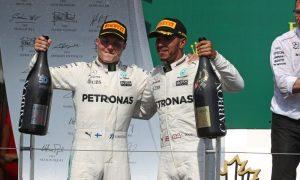 Bottas hails 'great team spirit at Mercedes'
