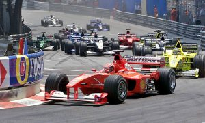 Racing at Monaco, 17 years ago today