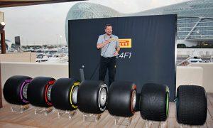Pirelli cautious on 2018 tyre evolution