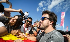 Alonso: winning third F1 title remains top priority