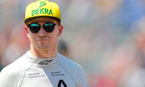 Hulkenberg rates Montreal 'one of the best weeks of the year'