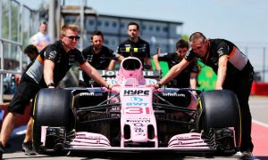 Mallya not putting Force India up for sale