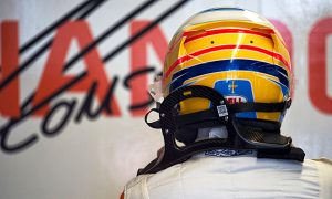 Alonso upbeat after 'very, very good performance'