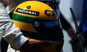 Hamilton's 'Senna' helmet fuels controversy