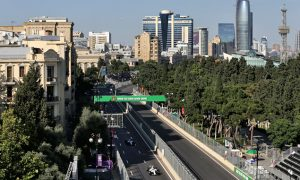 Azerbaijan GP organisers want return to June date in 2019