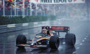 The other exceptional talent revealed at Monaco in 1984
