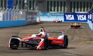Rosenqvist and Mahindra clinch maiden Formula E win
