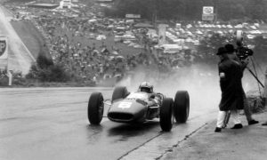 When mighty Surtees defeated rain, storm and rivals at Spa