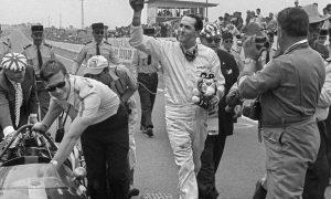 Brabham wins last French GP at Reims