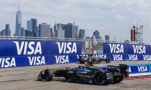 Bird wins first round of New York ePrix