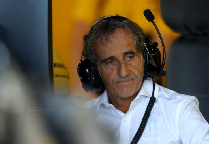 Renault's Alain Prost on the Alonso conundrum