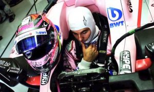Perez wants new contract signed and sealed for Spa