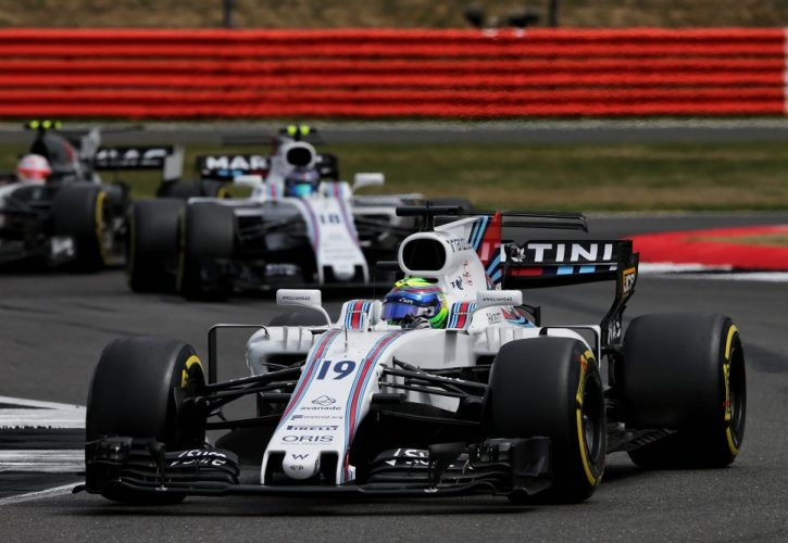Felipe Massa-Williams