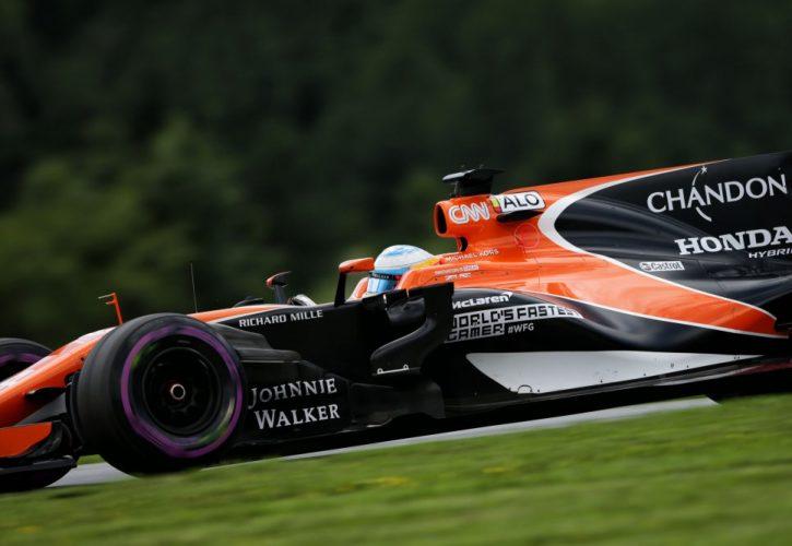 Mclaren Terminate Honda F1
