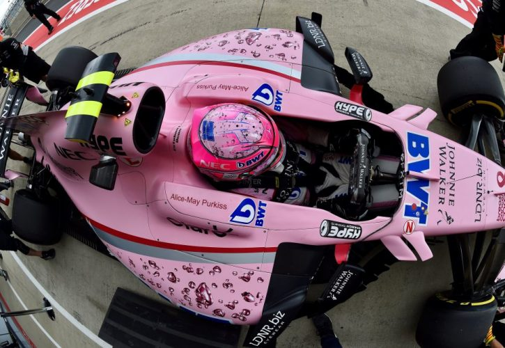 Force India-Hype