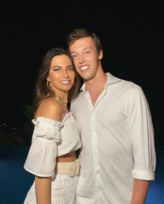 Kelly Piquet and Daniil Kvyat have been dating for over two years