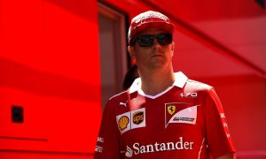 Raikkonen: 'Ferrari has come a long way in a year'