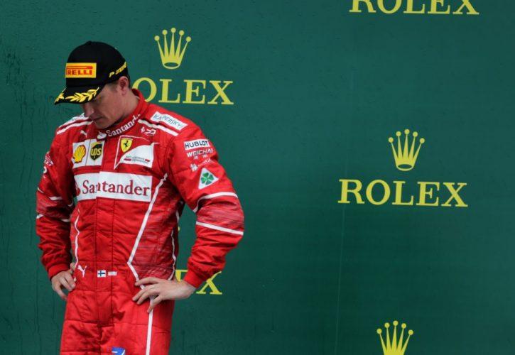 Kimi Raikkonen-Silverstone