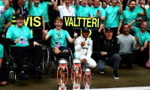 Wolff shuts down Hamilton to Ferrari talk