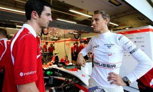Video: Max Chilton and Alex Rossi compare F1 and IndyCar