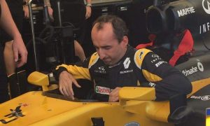 Kubica to drive at Hungaroring post-GP test!