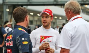 Marko sees no Red Bull homecoming for Vettel