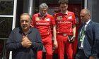 Marchionne wants 'immediate response' from Ferrari