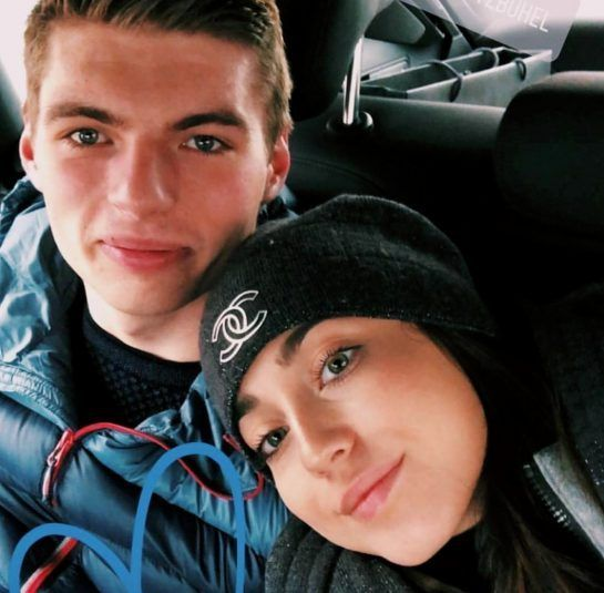Dilara Sanlik is the girlfriend of Max Verstappen and studies in London