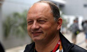 Sauber confirms Frederic Vasseur as new Team Principal