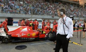 Did Mercedes' James Allison sell out his former team?