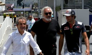 Horner scraps Sainz's prospects of leaving Toro Rosso