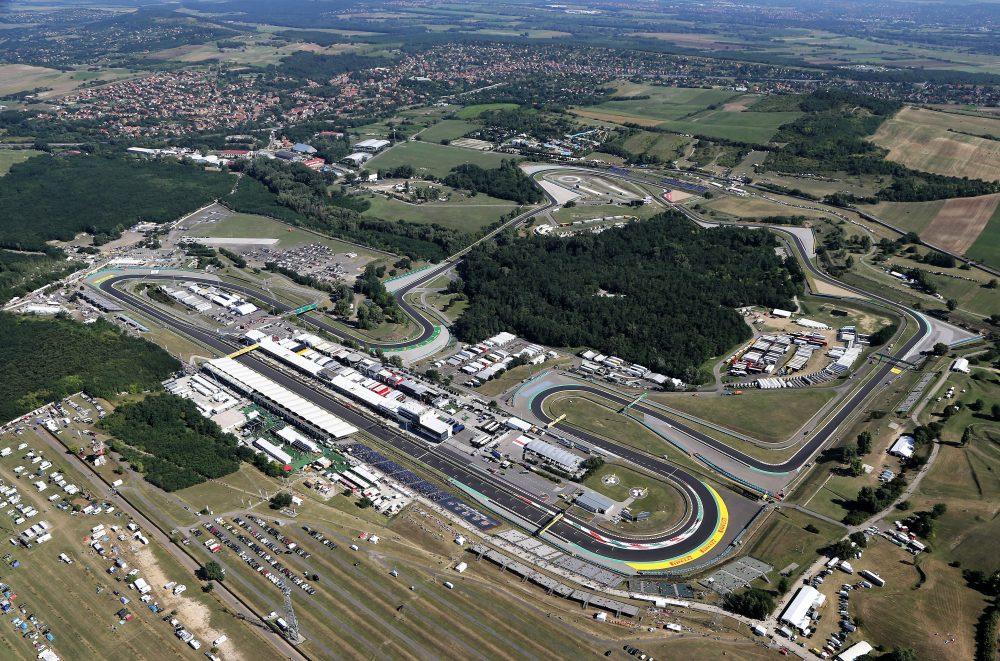 Long-awaited Hungaroring upgrade to begin after 2018 Grand Prix