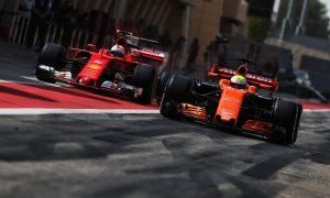 Ferrari considering an engine supply to McLaren!