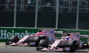 Force India to its drivers: 'The team comes first!'