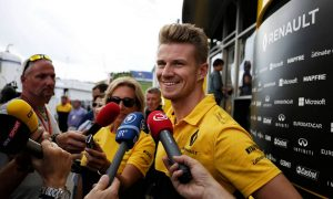 'Sainz? Young, wild and certainly fast,' says Hulkenberg