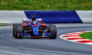 'Mixed' first day for Toro Rosso drivers in Austria
