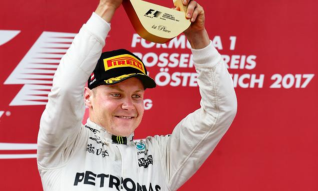 Valtteri Bottas, Mercedes, Austrian Grand Prix