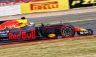 Daniel Ricciardo, Red Bull Racing, British Grand Prix