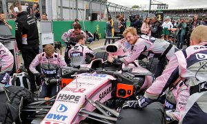 Auer: Force India test 'incredible' opportunity