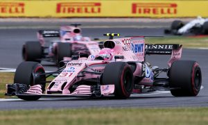 Ocon delighted to come out on top in Force India duel
