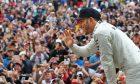 British Grand Prix, Lewis Hamilton, Mercedes