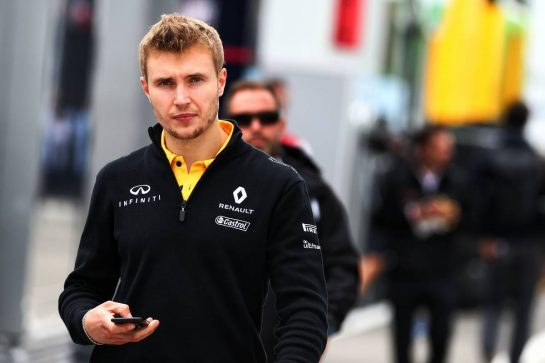 Sergey Sirotkin (RUS) Renault Sport F1 Team Third Driver.