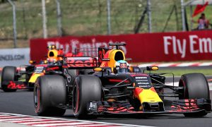 Red Bull upgrades 'working' as Ricciardo tops Friday