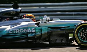 'Not the easiest start to the weekend' for Mercedes