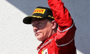 Raikkonen blames qualifying mistake for missing out on win
