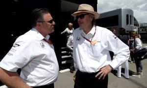 Brown discards Mercedes or Ferrari power for 2018!