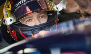 Ogier ticks 'dream come true' F1 test off bucket list