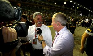 Liberty must be bold and restore fast, scary F1 - Brundle
