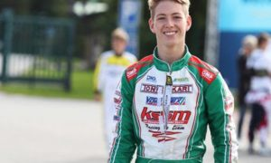 David Schumacher targets a future in Formula 1